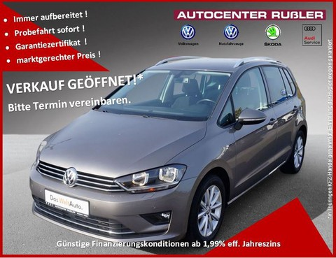 Volkswagen Golf Sportsvan 1.2 TSI LOUNGE Standhe