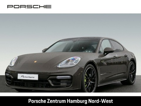 Porsche Panamera 4S E-Hybrid Soft-Close-Türen 21Zoll