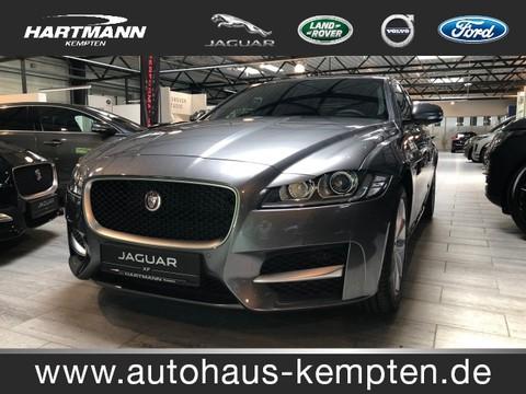 Jaguar XF 20d AWD R-Sport Limousine