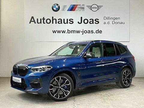 BMW X3 M Gestiksteuerung M Competition