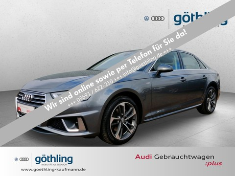 Audi A4 S line ext 40 TFSI Stro