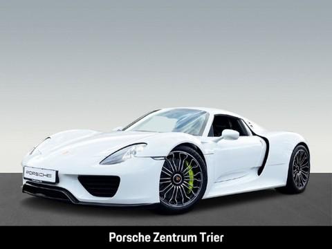 Porsche 918 7.8 Spyder Lenkung Burmester 00km