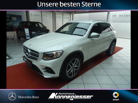 Mercedes-Benz GLC 250 d AMG-LINE