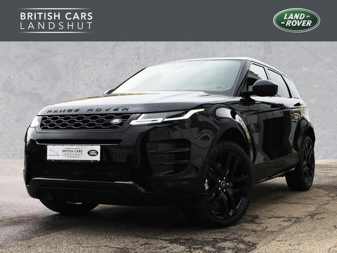 Land Rover Range Rover Evoque 2.0 Benzin Si4 R-Dyn SE Blac