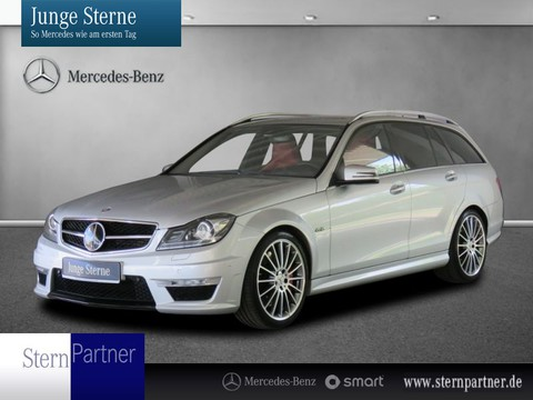 Mercedes C 63 AMG T Drivers Package -