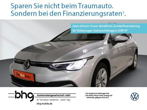 Volkswagen Golf 1.5 TSI Life vorne