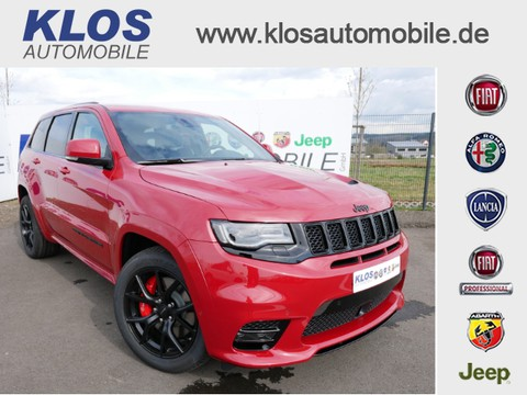Jeep Grand Cherokee 6.4 L SRT V8 HEMI 468PS MY2018 KARDON