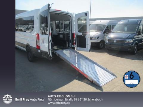 Ford Transit 350 L3 Kombi BTW KMP Rampe 4Rolliplätze
