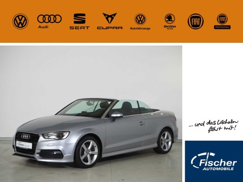 Audi A3 2.0 TDI Cabriolet S-Line Selection