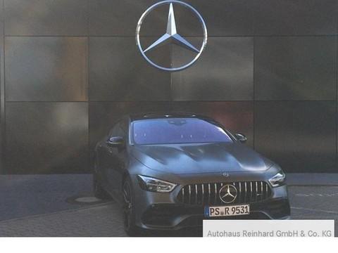 Mercedes-Benz AMG GT 43 BURMESTER NIGHT 21ZOLL RIDECON