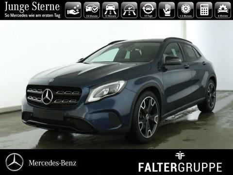 Mercedes-Benz GLA 250 1.8 540 - Exclusiv Night HK-Hifi
