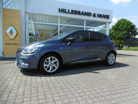 Renault Clio TCe 75 Limited Deluxe