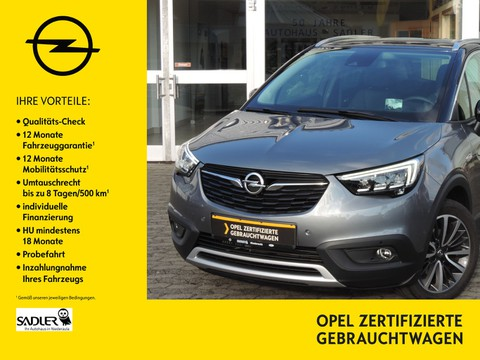 Opel Crossland X Ultimate