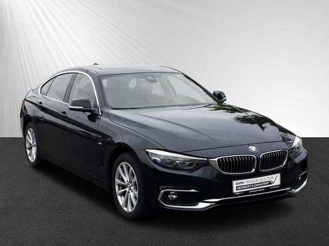 BMW 435 Gran Coupe xDrive D Luxury Line