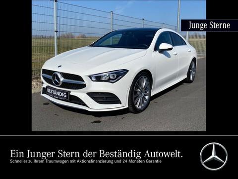 Mercedes-Benz CLA 220 AMG LEDERBRAUN