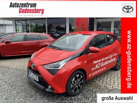 Toyota Aygo Team Deutschland APPLE ELEKTR FENSTERHEBER