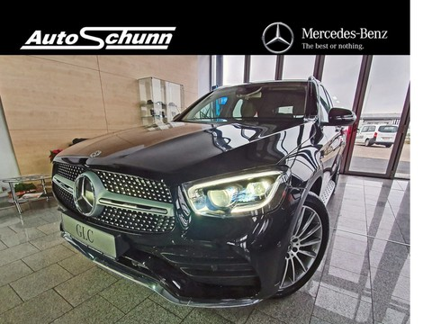Mercedes-Benz GLC 220 d AMG---
