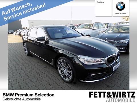 BMW 750 d xDrive Laser Fond-Ent el GSD