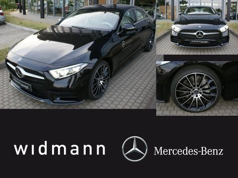 Mercedes CLS 450 Coupé Designo