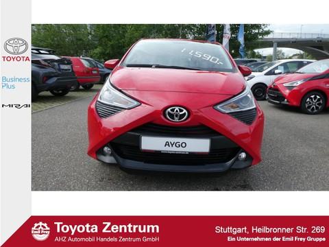Toyota Aygo x-play Club 53ürig