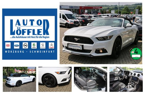Ford Mustang 2.3 EB Convertible 19