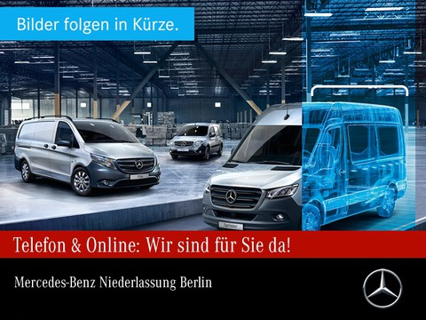 Mercedes-Benz Sprinter 316 Kasten Hoch Lang