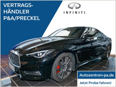 Infiniti Q60 3.0 S t Coupe AWD Sport Tech