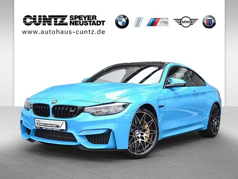 BMW M4 Coupé M Competition Individual HK HiFi