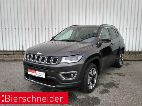 Jeep Compass 1.4 l MultiAir Limited