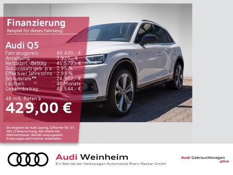 Audi Q5 2.0 40 TDI quattro sport S line Competition Sport-Paket