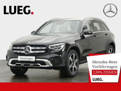 Mercedes-Benz GLC 300 e EXCLUSIV IN BURM IGH MBUX
