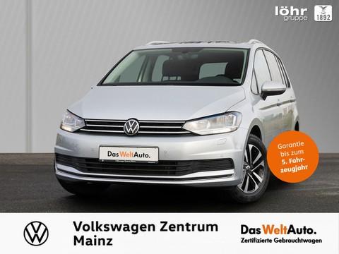 Volkswagen Touran 2.0 TDI United 7 Sitzer WW
