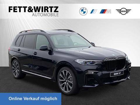BMW X7 xDrive40d M-Sport Laser 22