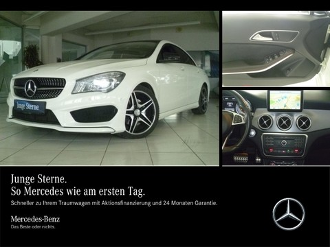 Mercedes CLA 220 AMG Night