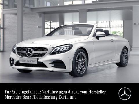 Mercedes-Benz C 180 Cab AMG