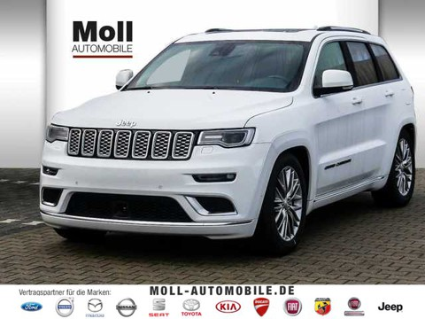 Jeep Grand Cherokee 3.0 V6 Multijet Automatik Summit