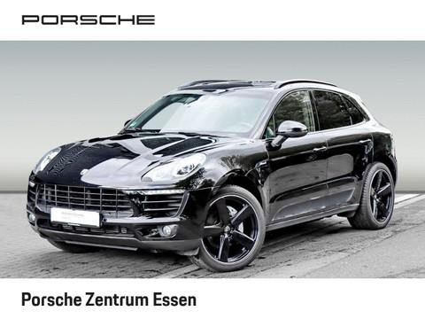 Porsche Macan S Diesel Privacyverglasung