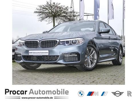BMW 520 i M Sport HiFi Stop&Go