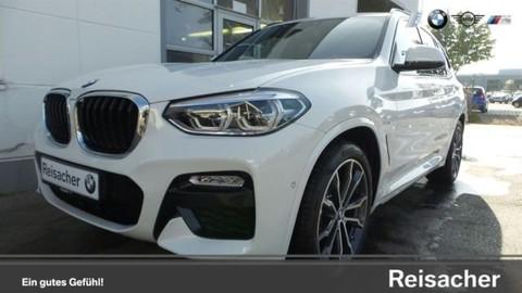 BMW X3 xDrive20d A