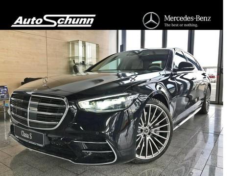 Mercedes-Benz S 400 d L AMG BURMESTER--MBUX-°