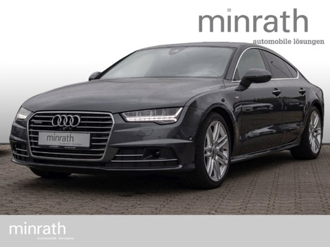 Audi A7 S line TDI qu