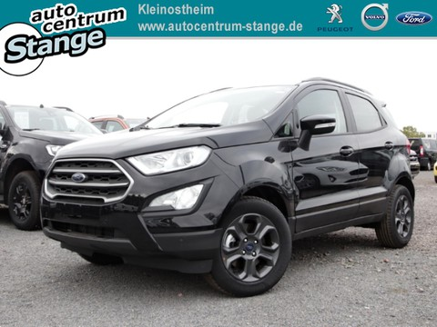 Ford EcoSport 1.0 Cool&Connect Design I Winter Paket hinten
