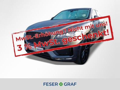 Jaguar F-Pace FIRST EDITION AWD