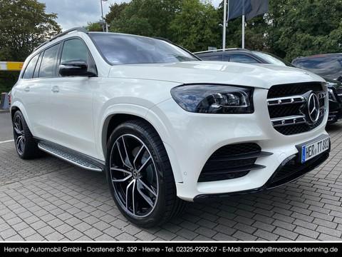 Mercedes-Benz GLS 400 d AMG Line TV Tuner--Airmat