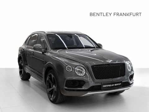 Bentley Bentayga W12 MULLINER BLACKLINE FULL OPTION