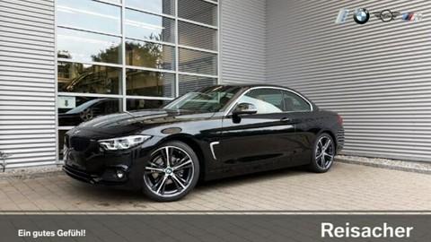 BMW 420 i A Cabrio