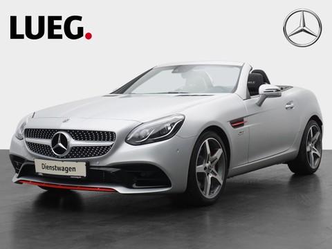 Mercedes SLC 200 AMG RED EDITION