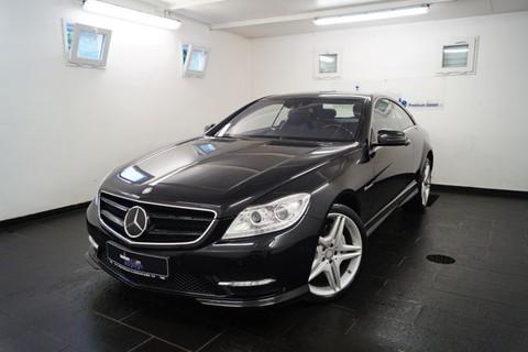 Mercedes-Benz CL 500 BE AMG | ||