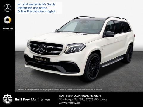 Mercedes-Benz GLS 63 AMG Driver s BeoSound TV NIght