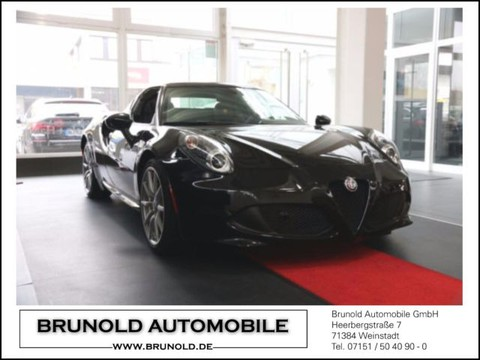 Alfa Romeo 4C 1.8 TBi Spider Speciale Limited 1 of 30